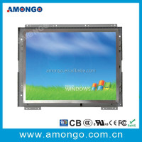 15-inch industrial lcd monitor and touch screen optional