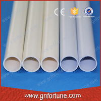 Good quality electrical pvc pipe wall mount price