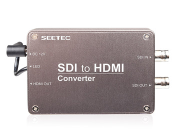 SEETEC Broadcast Standard HD SDI converter for Home Theater