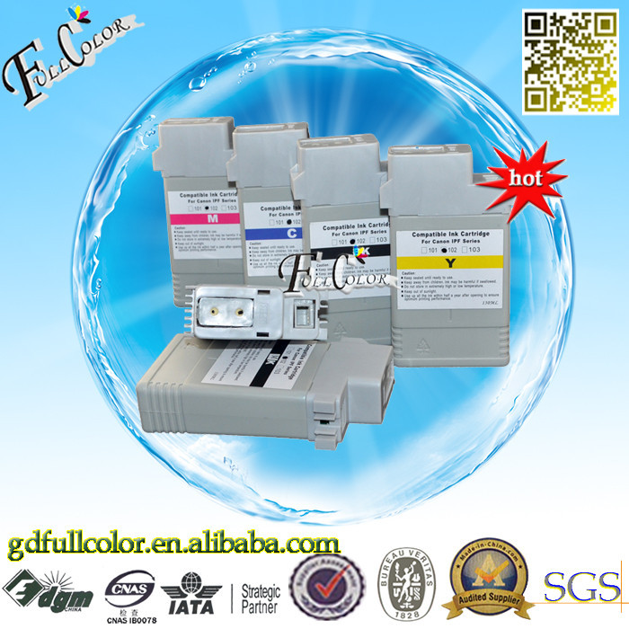 Bulk Buy From China Compatible PFI-<strong>105</strong> Ink Cartridge For iPF6300 / iPF6350