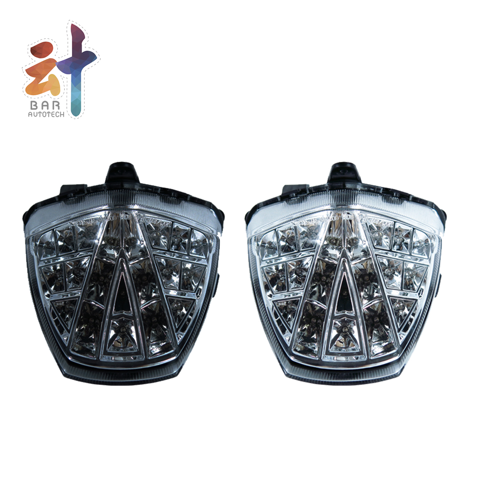 Clear Signal Motorcycle Led Tail Light For Honda CBR 250 125 R
