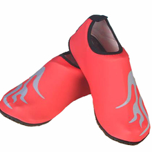 good quality water proof aqua pull-on water sport shoes women soft
