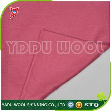 Wholesale wool acrylic clothing fabric / knitting fabric stock lots / textile fabric design