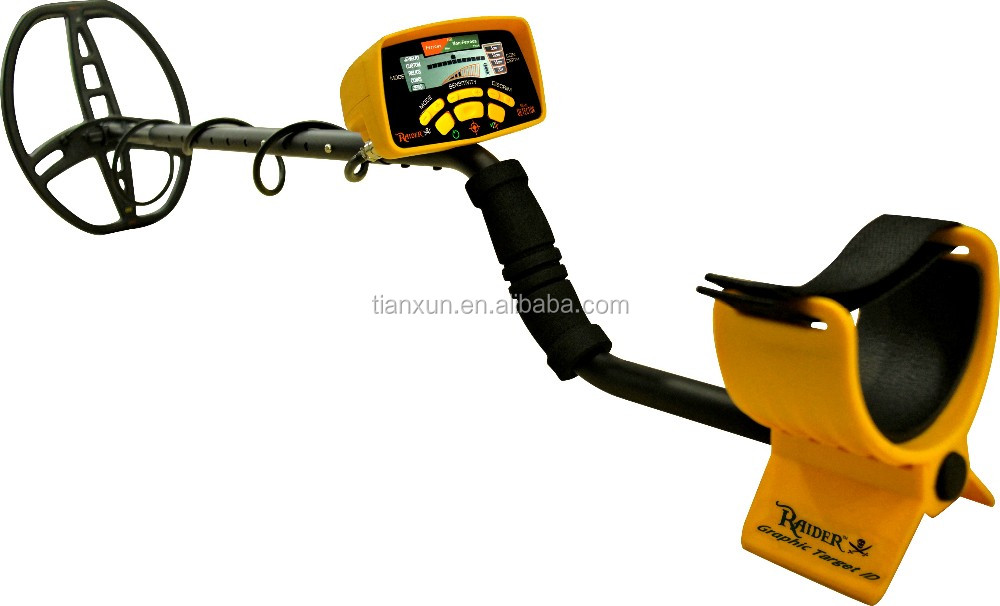 deep range underground metal mine gold detector for sale