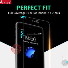 2017 best selling !! raw material tpu screen protector for iphone 7 , HD screen protector