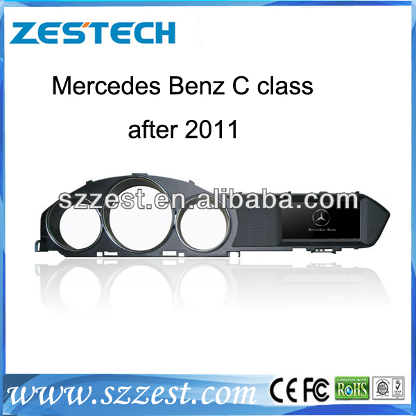 ZESTECH car dvd player for Mercedes Benz C Class car DVD with gps.bluetooth,TV,radio,RDS,pip,CDC,USB cable