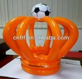 Inflatable Crown/Inflatable Soccer Crown/Inflatable Soccer Hat