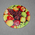 2017 hot selling promotion gift glass cutting board sublimation chopping board