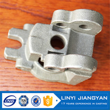 iron casting steel foudry shandong factory iron steel and aluminnium parts