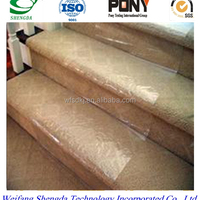 PE Adhesive Film For Carpet Color