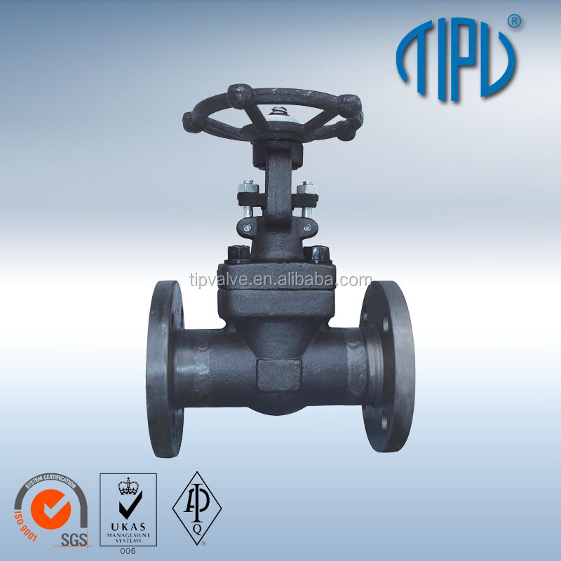 Hand Wheel 150LB Flange Stainless Steel SS316 Globe Valve With Price
