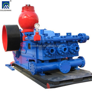 F1600,F1300,F1000 F800 F500 Triplex drilling Mud Pump For sale