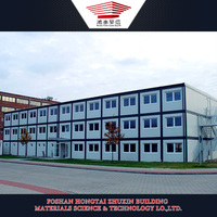 Sandwich Panel Container House for Mining Camp, Cargo Container House