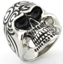 2012 new design skull ring