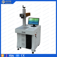 DXF,DXP,AI,PLT Graphic Format Supported and New Condition Portable Fiber Laser Marking Machine for Animal ear tag
