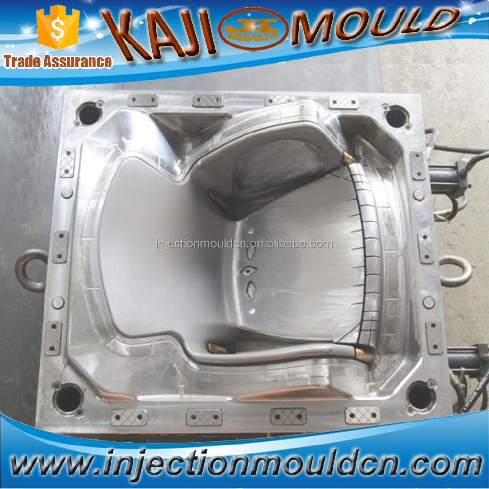plastic injection chair mould with sandblast surface