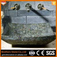 Cheap Wall Cladding Polished Verde Butterfly Green Granite Slabs Natural Stone Granite Basin