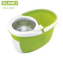 2014 newest design double top spin mop amazing mop and cotton mops with handle
