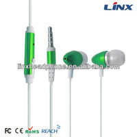 colorful high quality silicon ear bud