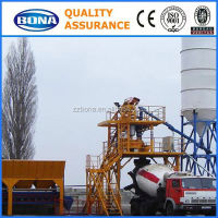 Electric asian elba concrete batching plant factory