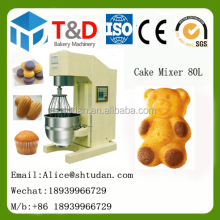 CCM-80 Professional cake mixer industrial cake mixing machine 80L hot slae larger one 150L 300L