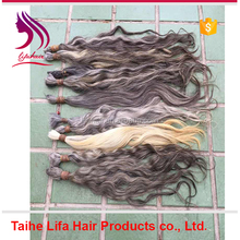 Last 10 years 100% human hair Full Cuticle wholesale indian hair in india
