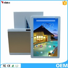 Low cost 5000mAh battery 10.1 inch android tablet pc with 16GB Rom with G-sensor