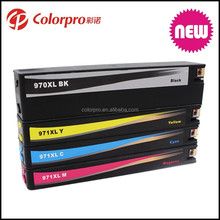 quality refillable Ink Cartridge for hp 970 / 971 for hp970 for X451dw X551dw