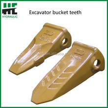 Construction machinery mini excavator buckets teeth for wheel loader