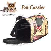 Foldable Pet/Dog/ Cat Carrier Bag Cage Foldable Waterproof