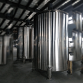 5000L stainless steel chemical industrial batch stirred Reaction Vessel