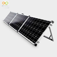 factory hot sales 100 watt folding solar panel