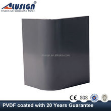 Alusign heat insulation solid aluminum composite panel for exterior commercial buildings decoration