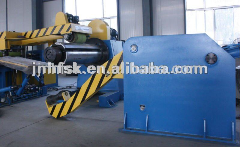 leveling line ,cross cutting machine ,cut to length line