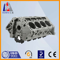 Engine parts pneumatic motorcycle cylinder block