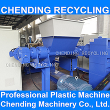 CHENDING 200 to 1000kg pe pp film granulating machine advanced technology