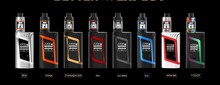 Newest Vapor 220W High Wattage SMOK 3ml Alien Kit & Large Stock TFV8 Baby Wholesale