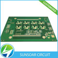 competitive pcb and pcba manufacturer smart watch pcb pcba