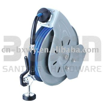 Auto Open Hose Reel