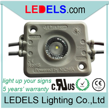 LED MODULE Nichia 120LM 12v 1.6W led module HIGH POWER led module FOR single sided light box