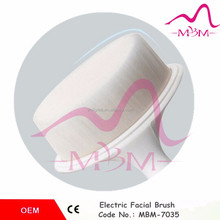 Big Discount!OEM Electric face cleansing brush electric pobling animal fur facial cleansing brush beauty home care