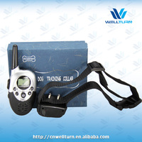 Remote control electric pet dog Shock collar For Dog Training WT730A