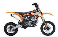 2016 latest bike ktm 85 style dirt bike125CC 140CC 150CC 160CC