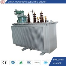 IEC approved Large Capacity OLTC electric power transformer for sale