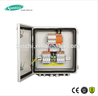Factory direct 6 strings pv solar module junction combiner box prices