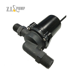 High pressure high efficiency 6-24v dc brushless sewage discharge water pump for industrial waste