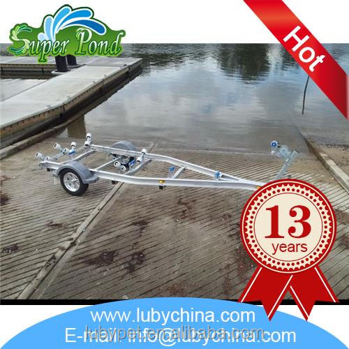 Multifunctional heavy duty boat trailer with low price