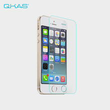 Anti-scratch Tempered Mobile Glass Screen Protector for Iphone 5 5C SE