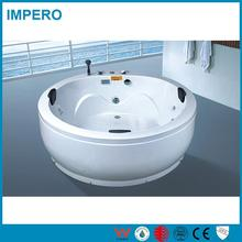 Cheap price bathroom Professional tubs double whirlpool bathtub