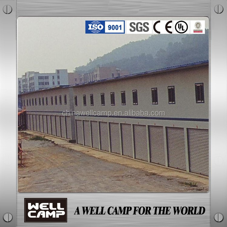 WELLCAMP factory supply ready made portacabin house with cheap price